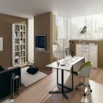 Simple And Ergonomic Home Office Design Ideas